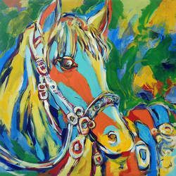 horse, 24 x 24 inch, prasanta acharjee,24x24inch,canvas,paintings,wildlife paintings,figurative paintings,modern art paintings,conceptual paintings,abstract expressionism paintings,expressionism paintings,horse paintings,paintings for dining room,paintings for living room,paintings for bedroom,paintings for office,paintings for kids room,paintings for hotel,paintings for kitchen,paintings for hospital,paintings for dining room,paintings for living room,paintings for bedroom,paintings for office,paintings for kids room,paintings for hotel,paintings for kitchen,paintings for hospital,acrylic color,GAL0360538428