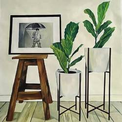 revitalizing, 14 x 17 inch, heera ahmad,14x17inch,thick paper,paintings,still life paintings,paintings for living room,acrylic color,GAL02655238558
