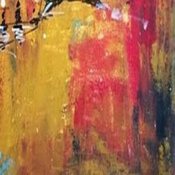 banaras, 18 x 24 inch, suneeta mullick ,18x24inch,canvas,paintings,abstract paintings,paintings for living room,paintings for living room,acrylic color,GAL02544738670