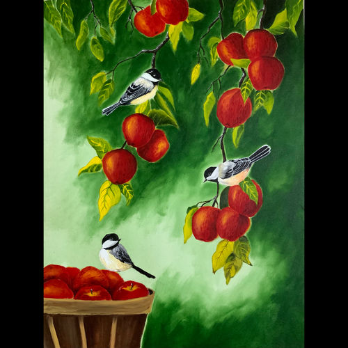nature, 18 x 24 inch, neha harish,18x24inch,canvas,paintings,wildlife paintings,flower paintings,nature paintings | scenery paintings,art deco paintings,photorealism paintings,photorealism,realism paintings,realistic paintings,love paintings,paintings for dining room,paintings for living room,paintings for bedroom,paintings for office,paintings for kids room,paintings for hotel,paintings for kitchen,paintings for school,paintings for hospital,acrylic color,GAL02666738674