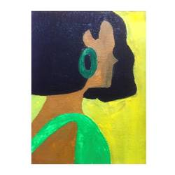 girl, 7 x 9 inch, shreya chetan ,7x9inch,canvas,paintings,illustration paintings,paintings for dining room,paintings for living room,paintings for bedroom,paintings for office,paintings for bathroom,paintings for kids room,paintings for hotel,paintings for kitchen,paintings for school,paintings for hospital,acrylic color,GAL02662438727