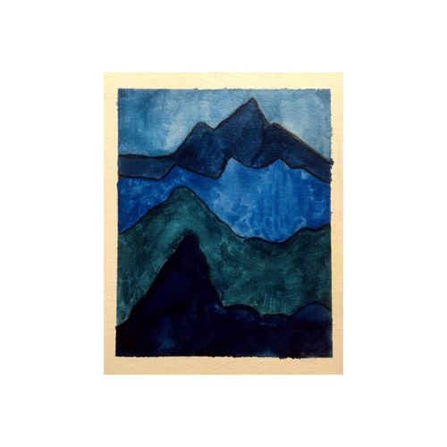 mountain ranges, 7 x 9 inch, shreya chetan ,7x9inch,canvas,paintings,illustration paintings,photorealism,street art,paintings for dining room,paintings for living room,paintings for bedroom,paintings for office,paintings for bathroom,paintings for kids room,paintings for hotel,paintings for kitchen,paintings for school,paintings for hospital,acrylic color,GAL02662438728