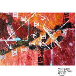 time, 22 x 30 inch, monali  supare,22x30inch,canvas,paintings,abstract paintings,paintings for dining room,paintings for living room,paintings for bedroom,paintings for office,paintings for bathroom,paintings for kids room,paintings for hotel,paintings for kitchen,paintings for school,paintings for hospital,paintings for dining room,paintings for living room,paintings for bedroom,paintings for office,paintings for bathroom,paintings for kids room,paintings for hotel,paintings for kitchen,paintings for school,paintings for hospital,acrylic color,mixed media,GAL02713738951