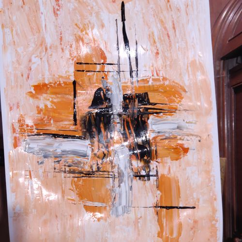 abstract 3 , 20 x 15 inch, arvind kumar gupta,20x15inch,thick paper,paintings,abstract paintings,paintings for dining room,paintings for living room,paintings for office,acrylic color,paper,GAL02596639009