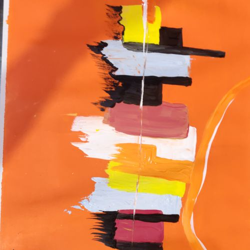 abstract 7, 22 x 15 inch, arvind kumar gupta,22x15inch,thick paper,abstract paintings,paintings for dining room,paintings for living room,paintings for office,paintings for dining room,paintings for living room,paintings for office,acrylic color,paper,GAL02596639042