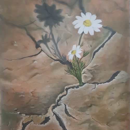 sambhawana, 16 x 24 inch, ila  singh,16x24inch,fabriano sheet,wildlife paintings,figurative paintings,flower paintings,modern art paintings,conceptual paintings,still life paintings,nature paintings | scenery paintings,expressionism paintings,illustration paintings,impressionist paintings,photorealism paintings,photorealism,realism paintings,realistic paintings,paintings for dining room,paintings for living room,paintings for bedroom,paintings for office,paintings for kids room,paintings for hotel,paintings for school,paintings for hospital,paintings for dining room,paintings for living room,paintings for bedroom,paintings for office,paintings for kids room,paintings for hotel,paintings for school,paintings for hospital,oil color,GAL0795939057