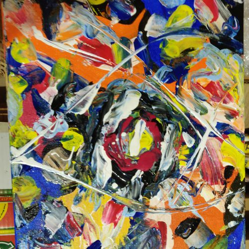 abstrct 18, 18 x 12 inch, arvind kumar gupta,18x12inch,thick paper,paintings,abstract paintings,modern art paintings,conceptual paintings,paintings for dining room,paintings for living room,paintings for office,paintings for kids room,paintings for hotel,paintings for kitchen,paintings for school,paintings for hospital,acrylic color,paper,GAL02596639074