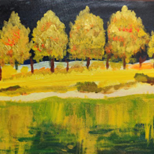 golden autumn, 12 x 10 inch, shreya mitra,12x10inch,canvas,nature paintings | scenery paintings,paintings for dining room,paintings for living room,paintings for bedroom,paintings for office,paintings for dining room,paintings for living room,paintings for bedroom,paintings for office,acrylic color,GAL02769939257