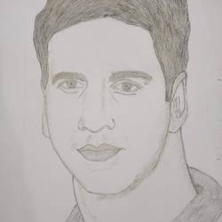 akshay kumar, 13 x 18 inch, ajesh chawla,13x18inch,thick paper,drawings,fine art drawings,graphite pencil,GAL02783439387
