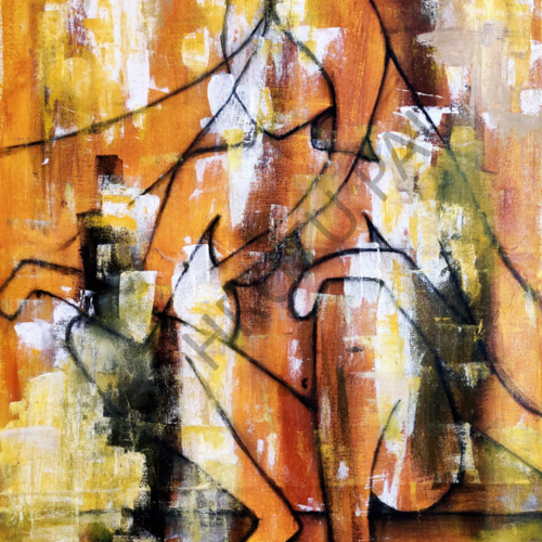 the inner beauty, 20 x 26 inch, hrutu pal,20x26inch,canvas,paintings,abstract paintings,figurative paintings,modern art paintings,conceptual paintings,portrait paintings,abstract expressionism paintings,expressionism paintings,illustration paintings,impressionist paintings,portraiture,contemporary paintings,love paintings,paintings for dining room,paintings for living room,paintings for bedroom,paintings for office,paintings for bathroom,paintings for hotel,acrylic color,oil color,GAL02779739390