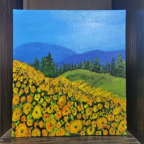 flower field, 10 x 12 inch, tanvi behere,10x12inch,canvas,flower paintings,paintings for dining room,paintings for living room,paintings for bedroom,paintings for office,paintings for bathroom,paintings for kids room,paintings for hotel,paintings for kitchen,paintings for school,paintings for hospital,paintings for dining room,paintings for living room,paintings for bedroom,paintings for office,paintings for bathroom,paintings for kids room,paintings for hotel,paintings for kitchen,paintings for school,paintings for hospital,acrylic color,GAL02777839393
