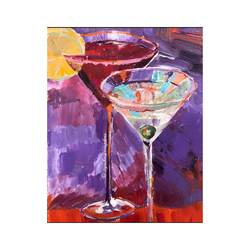 martini, 8 x 12 inch, ityesha mehta,8x12inch,canson paper,paintings,abstract paintings,modern art paintings,conceptual paintings,still life paintings,pop art paintings,paintings for dining room,paintings for living room,paintings for hotel,acrylic color,GAL02789039459