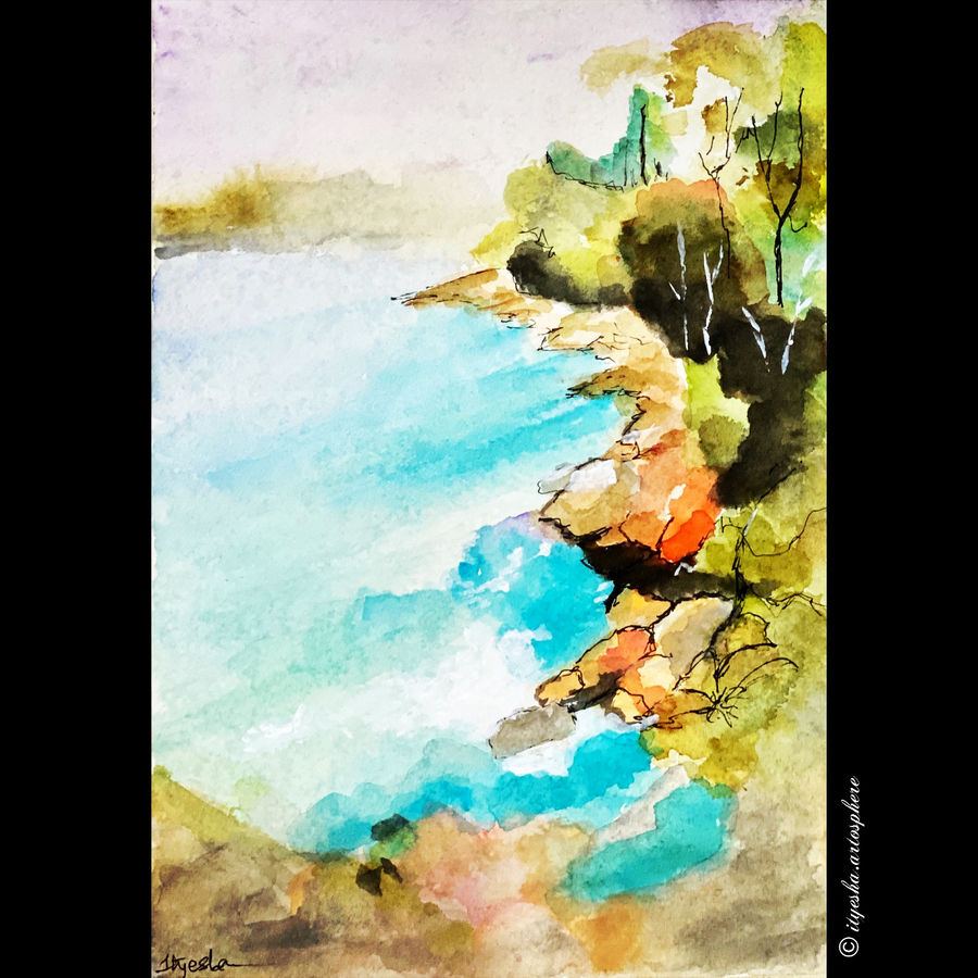 natural scenery , 8 x 12 inch, ityesha mehta,8x12inch,canson paper,abstract paintings,landscape paintings,modern art paintings,nature paintings | scenery paintings,paintings for dining room,paintings for living room,paintings for bedroom,paintings for office,paintings for bathroom,paintings for kids room,paintings for hotel,paintings for kitchen,paintings for school,paintings for hospital,paintings for dining room,paintings for living room,paintings for bedroom,paintings for office,paintings for bathroom,paintings for kids room,paintings for hotel,paintings for kitchen,paintings for school,paintings for hospital,watercolor,GAL02789039469