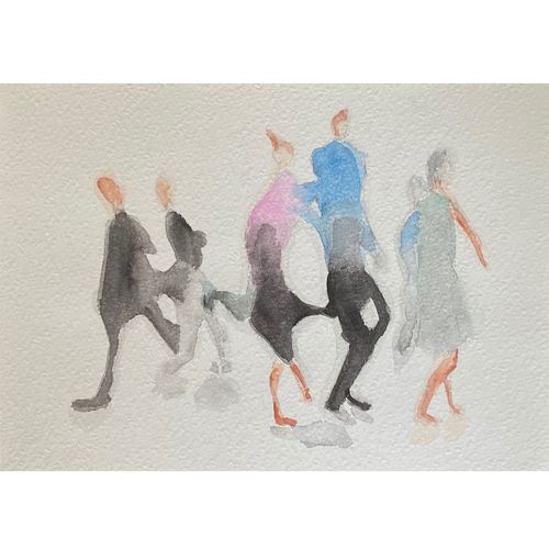 out of focus, 8 x 12 inch, ityesha mehta,8x12inch,brustro watercolor paper,paintings,abstract paintings,figurative paintings,modern art paintings,conceptual paintings,abstract expressionism paintings,art deco paintings,expressionism paintings,impressionist paintings,street art,contemporary paintings,paintings for living room,paintings for office,paintings for hotel,paintings for school,paintings for hospital,watercolor,GAL02789039485