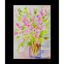 spending flowers, 8 x 12 inch, ityesha mehta,8x12inch,brustro watercolor paper,paintings,abstract paintings,flower paintings,modern art paintings,paintings for dining room,paintings for living room,paintings for bedroom,paintings for office,paintings for bathroom,paintings for kids room,paintings for hotel,paintings for kitchen,paintings for school,paintings for hospital,watercolor,GAL02789039486