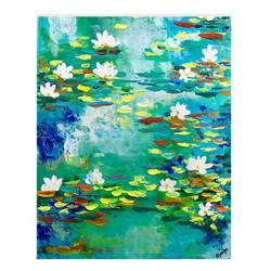 stream of flowers, 20 x 30 inch, ityesha mehta,20x30inch,canvas board,paintings,abstract paintings,flower paintings,landscape paintings,modern art paintings,nature paintings | scenery paintings,abstract expressionism paintings,art deco paintings,water fountain paintings,paintings for dining room,paintings for living room,paintings for bedroom,paintings for office,paintings for bathroom,paintings for kids room,paintings for hotel,paintings for kitchen,paintings for school,paintings for hospital,acrylic color,GAL02789039495