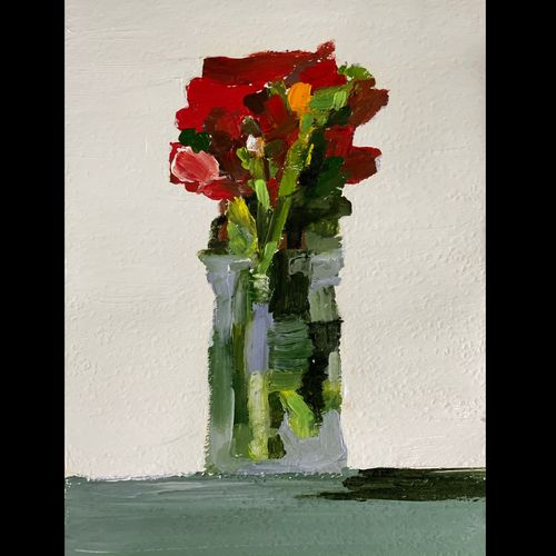 abstract flowers, 8 x 12 inch, ityesha mehta,8x12inch,thick paper,paintings,abstract paintings,flower paintings,modern art paintings,conceptual paintings,still life paintings,nature paintings   scenery paintings,abstract expressionism paintings,expressionism paintings,love paintings,paintings for dining room,paintings for living room,paintings for bedroom,paintings for office,paintings for bathroom,paintings for kids room,paintings for hotel,paintings for kitchen,paintings for school,paintings for hospital,acrylic color,GAL02789039502