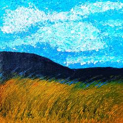 mountain view, 6 x 8 inch, shruti vishnoi,6x8inch,canvas,paintings,landscape paintings,nature paintings | scenery paintings,contemporary paintings,paintings for dining room,paintings for living room,paintings for bedroom,paintings for office,paintings for bathroom,paintings for kids room,paintings for hotel,paintings for kitchen,paintings for school,paintings for hospital,acrylic color,GAL02800639591