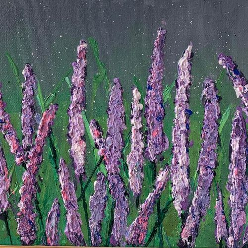lavender field, 10 x 12 inch, medha dalela,10x12inch,canvas board,paintings,abstract paintings,flower paintings,landscape paintings,nature paintings | scenery paintings,paintings for dining room,paintings for living room,paintings for bedroom,paintings for office,paintings for bathroom,paintings for kids room,paintings for hotel,paintings for kitchen,paintings for school,paintings for hospital,acrylic color,GAL02786739623