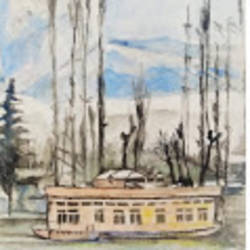 the houseboat, 12 x 16 inch, rajinder koul,12x16inch,thick paper,cityscape paintings,landscape paintings,still life paintings,nature paintings | scenery paintings,illustration paintings,minimalist paintings,paintings for dining room,paintings for living room,paintings for bedroom,paintings for office,paintings for bathroom,paintings for hotel,paintings for kitchen,paintings for school,paintings for dining room,paintings for living room,paintings for bedroom,paintings for office,paintings for bathroom,paintings for hotel,paintings for kitchen,paintings for school,watercolor,paper,GAL01404539694