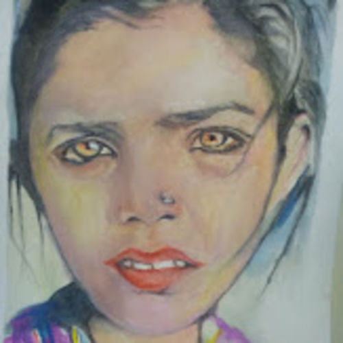 village girl, 12 x 16 inch, rajinder koul,12x16inch,thick paper,paintings,abstract paintings,portrait paintings,illustration paintings,impressionist paintings,photorealism paintings,photorealism,realism paintings,children paintings,paintings for dining room,paintings for bedroom,paintings for office,paintings for bathroom,paintings for hotel,paintings for school,paintings for hospital,paintings for dining room,paintings for bedroom,paintings for office,paintings for bathroom,paintings for hotel,paintings for school,paintings for hospital,watercolor,paper,GAL01404539706