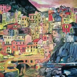 seaside dwellings, 22 x 30 inch, rajinder koul,22x30inch,canvas,abstract paintings,figurative paintings,cityscape paintings,landscape paintings,modern art paintings,nature paintings | scenery paintings,photorealism paintings,photorealism,street art,paintings for dining room,paintings for living room,paintings for bedroom,paintings for office,paintings for bathroom,paintings for hotel,paintings for school,paintings for hospital,paintings for dining room,paintings for living room,paintings for bedroom,paintings for office,paintings for bathroom,paintings for hotel,paintings for school,paintings for hospital,acrylic color,GAL01404539757