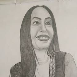 kash, 11 x 14 inch, vivechana prajapati,11x14inch,drawing paper,drawings,portrait drawings,paintings for living room,paintings for bedroom,paintings for bathroom,paintings for hotel,graphite pencil,GAL02815039848