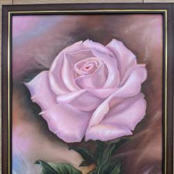 rose, 26 x 20 inch, krishna ghosh,26x20inch,canvas board,paintings,flower paintings,oil color,GAL02828839940