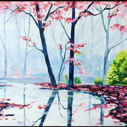 pink bloom, 28 x 24 inch, sowmika anjuru,28x24inch,oil sheet,flower paintings,landscape paintings,nature paintings | scenery paintings,art deco paintings,paintings for dining room,paintings for living room,paintings for bedroom,paintings for office,paintings for kids room,paintings for hotel,paintings for kitchen,paintings for school,paintings for hospital,paintings for dining room,paintings for living room,paintings for bedroom,paintings for office,paintings for kids room,paintings for hotel,paintings for kitchen,paintings for school,paintings for hospital,acrylic color,paper,GAL02829540071