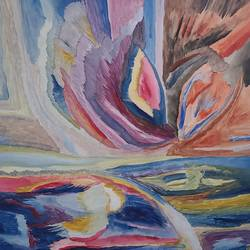 changing universe , 38 x 39 inch, prithipal sethi,38x39inch,canvas,paintings,abstract paintings,modern art paintings,conceptual paintings,abstract expressionism paintings,paintings for dining room,paintings for living room,paintings for bedroom,paintings for office,paintings for hotel,paintings for hospital,acrylic color,GAL02839640110