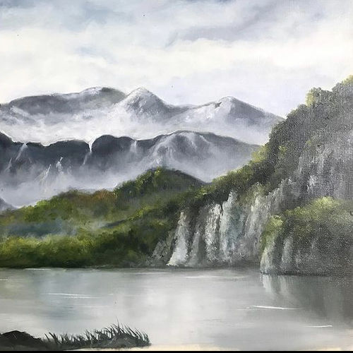 snow mountains, 19 x 14 inch, sowmika anjuru,19x14inch,oil sheet,landscape paintings,nature paintings | scenery paintings,paintings for dining room,paintings for living room,paintings for bedroom,paintings for office,paintings for kids room,paintings for hotel,paintings for kitchen,paintings for dining room,paintings for living room,paintings for bedroom,paintings for office,paintings for kids room,paintings for hotel,paintings for kitchen,oil color,paper,GAL02829540132