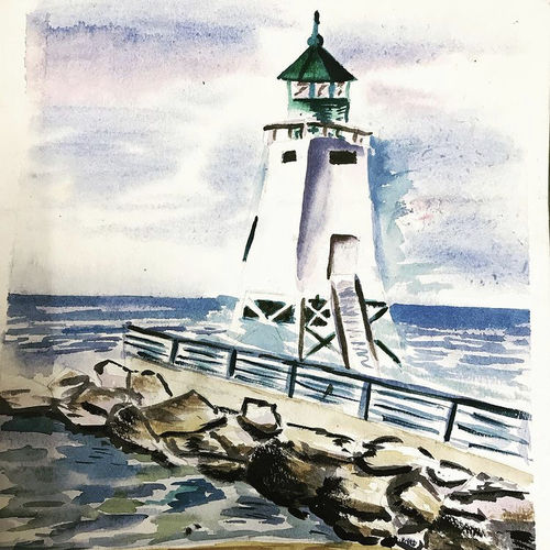 lighthouse 2, 12 x 17 inch, sowmika anjuru,12x17inch,handmade paper,landscape paintings,nature paintings | scenery paintings,paintings for dining room,paintings for living room,paintings for bedroom,paintings for office,paintings for bathroom,paintings for kids room,paintings for hotel,paintings for kitchen,paintings for school,paintings for hospital,paintings for dining room,paintings for living room,paintings for bedroom,paintings for office,paintings for bathroom,paintings for kids room,paintings for hotel,paintings for kitchen,paintings for school,paintings for hospital,watercolor,paper,GAL02829540134