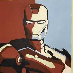 iron man, 20 x 27 inch, dipal rathod,20x27inch,canvas,paintings,figurative paintings,modern art paintings,conceptual paintings,children paintings,kids paintings,paintings for living room,paintings for kids room,paintings for hotel,paintings for school,paintings for living room,paintings for kids room,paintings for hotel,paintings for school,acrylic color,GAL02852840253