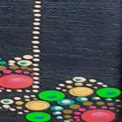 dots, 12 x 12 inch, varsha sirsi,12x12inch,canvas board,paintings,abstract paintings,acrylic color,GAL02853340272