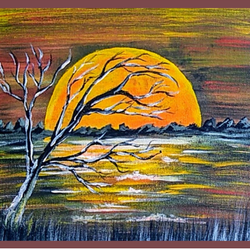 beautiful sunset 3, 12 x 10 inch, sameeulla shaik,12x10inch,canvas,landscape paintings,paintings for dining room,paintings for living room,paintings for bedroom,paintings for office,paintings for kids room,paintings for hotel,paintings for school,paintings for dining room,paintings for living room,paintings for bedroom,paintings for office,paintings for kids room,paintings for hotel,paintings for school,acrylic color,GAL02859640401