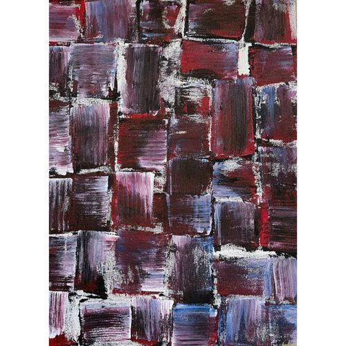 deep red - popular abstract painting- very ideal for hotels, 18 x 24 inch, gaurangi gupta,18x24inch,canvas,paintings,abstract paintings,cityscape paintings,conceptual paintings,art deco paintings,cubism paintings,paintings for dining room,paintings for living room,paintings for bedroom,paintings for office,paintings for bathroom,paintings for kids room,paintings for hotel,paintings for kitchen,paintings for school,paintings for hospital,acrylic color,GAL02814640413