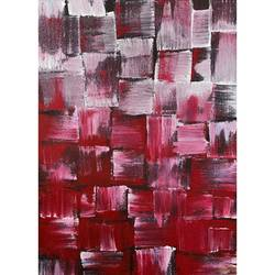 deep white red bold shapes pattern black abstract hotels , 18 x 24 inch, gaurangi gupta,18x24inch,canvas,paintings,abstract paintings,cityscape paintings,modern art paintings,conceptual paintings,abstract expressionism paintings,art deco paintings,cubism paintings,paintings for dining room,paintings for living room,paintings for bedroom,paintings for office,paintings for bathroom,paintings for kids room,paintings for hotel,paintings for kitchen,paintings for school,paintings for hospital,acrylic color,GAL02814640416