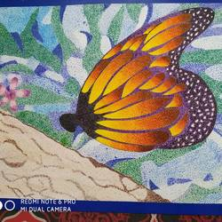 stiplling butterfly , 17 x 23 inch, arshpreet  kaur ,17x23inch,ivory sheet,paintings,wildlife paintings,modern art paintings,multi piece paintings,nature paintings | scenery paintings,realism paintings,animal paintings,realistic paintings,paintings for dining room,paintings for bedroom,paintings for office,paintings for kids room,paintings for hotel,paintings for kitchen,paintings for school,paintings for hospital,pen color,GAL02869240541