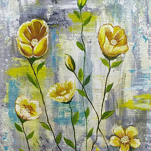 original acrylic wall painting   yellow flowers   portrait 16 x 12 inches   best selling items, most popular items, trending, gift, 12 x 16 inch, tanvi raul,12x16inch,canvas,abstract paintings,flower paintings,portrait paintings,nature paintings   scenery paintings,art deco paintings,portraiture,love paintings,paintings for dining room,paintings for living room,paintings for bedroom,paintings for office,paintings for bathroom,paintings for kids room,paintings for hotel,paintings for kitchen,paintings for school,paintings for hospital,paintings for dining room,paintings for living room,paintings for bedroom,paintings for office,paintings for bathroom,paintings for kids room,paintings for hotel,paintings for kitchen,paintings for school,paintings for hospital,acrylic color,GAL02870740583