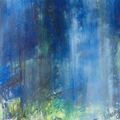dense forest, 10 x 8 inch, rohini mukherjee,10x8inch,canvas,paintings,abstract paintings,landscape paintings,nature paintings | scenery paintings,abstract expressionism paintings,paintings for dining room,paintings for living room,paintings for bedroom,paintings for office,paintings for hotel,acrylic color,watercolor,GAL02541740621