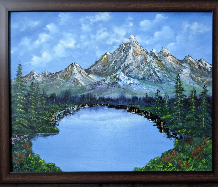 Mighty mountains 1