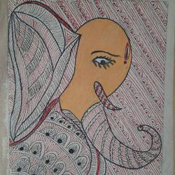 lord ganesha in madhubani, 7 x 7 inch, lakshmi menon,7x7inch,canvas,folk art paintings,religious paintings,ganesha paintings | lord ganesh paintings,madhubani paintings | madhubani art,paintings for dining room,paintings for living room,paintings for bedroom,paintings for office,paintings for kids room,paintings for hotel,paintings for kitchen,paintings for school,paintings for hospital,paintings for dining room,paintings for living room,paintings for bedroom,paintings for office,paintings for kids room,paintings for hotel,paintings for kitchen,paintings for school,paintings for hospital,acrylic color,pen color,ball point pen,GAL02888740819
