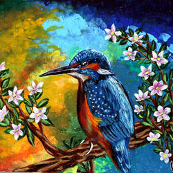 kingfisher bird, 13 x 10 inch, swati sharma,13x10inch,renaissance watercolor paper,paintings,wildlife paintings,nature paintings | scenery paintings,animal paintings,paintings for dining room,paintings for living room,paintings for bedroom,paintings for office,paintings for kids room,paintings for hotel,paintings for school,paintings for hospital,paintings for dining room,paintings for living room,paintings for bedroom,paintings for office,paintings for kids room,paintings for hotel,paintings for school,paintings for hospital,acrylic color,GAL02535940951