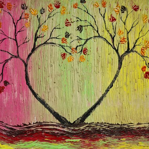 maples love, 16 x 14 inch, esther sandhya a,16x14inch,canvas,abstract paintings,landscape paintings,modern art paintings,nature paintings | scenery paintings,art deco paintings,love paintings,paintings for dining room,paintings for living room,paintings for bedroom,paintings for kids room,paintings for hotel,paintings for dining room,paintings for living room,paintings for bedroom,paintings for kids room,paintings for hotel,acrylic color,GAL0166340959