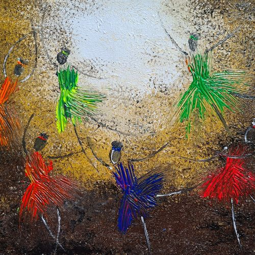 balle dance, 16 x 14 inch, esther sandhya a,16x14inch,canvas,paintings,abstract paintings,modern art paintings,art deco paintings,paintings for dining room,paintings for living room,paintings for bedroom,paintings for office,paintings for hotel,paintings for kitchen,paintings for school,paintings for hospital,acrylic color,GAL0166340961