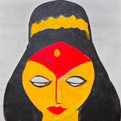 figurative  canvas paintings , 12 x 16 inch, debina  varghese,12x16inch,canvas,paintings,figurative paintings,paintings for dining room,paintings for living room,paintings for office,paintings for hotel,acrylic color,GAL02896840998