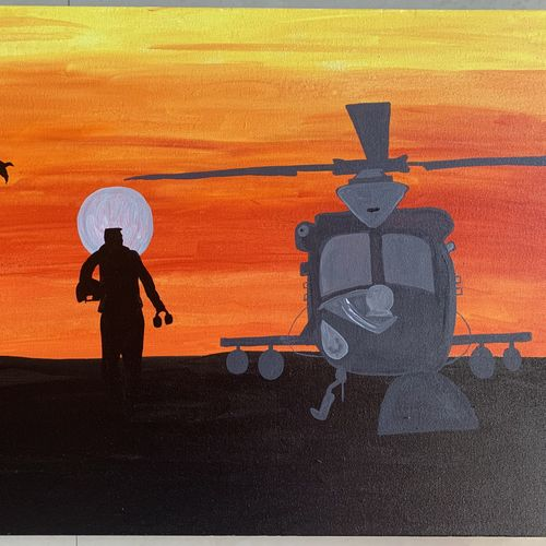 military helicopter operation, 18 x 24 inch, deepika singh,18x24inch,canvas,paintings,abstract paintings,modern art paintings,conceptual paintings,nature paintings   scenery paintings,abstract expressionism paintings,art deco paintings,illustration paintings,impressionist paintings,paintings for dining room,paintings for living room,paintings for bedroom,paintings for office,paintings for kids room,paintings for hotel,paintings for kitchen,paintings for school,paintings for hospital,acrylic color,GAL02899341028