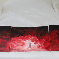 magic souls, 4 x 6 inch, merlyn priyanka,4x6inch,canvas,paintings,abstract paintings,paintings for dining room,paintings for living room,paintings for office,paintings for hotel,acrylic color,GAL02887841136
