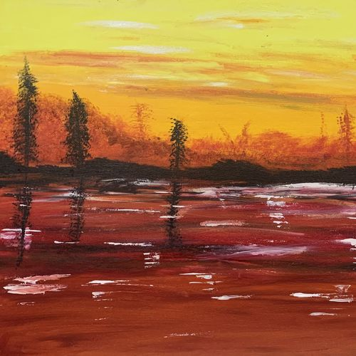 abstract sunset canvas painting , 30 x 20 inch, binita panwala,30x20inch,canvas board,paintings,abstract paintings,landscape paintings,modern art paintings,expressionism paintings,realism paintings,realistic paintings,love paintings,paintings for dining room,paintings for living room,paintings for bedroom,paintings for office,paintings for bathroom,paintings for kids room,paintings for hotel,paintings for kitchen,acrylic color,GAL02905741176