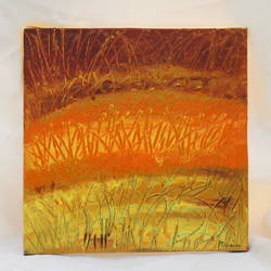 grassland, 8 x 8 inch, merlyn priyanka,8x8inch,canvas board,paintings,abstract paintings,paintings for dining room,paintings for living room,paintings for bedroom,paintings for office,paintings for bathroom,paintings for kids room,paintings for hotel,paintings for kitchen,paintings for school,paintings for hospital,acrylic color,GAL02887841205